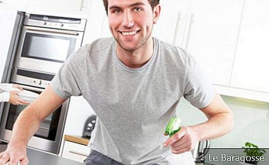 Research says men helping at home are happier