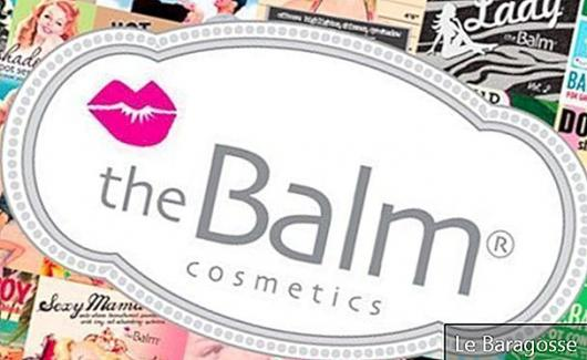 The Balm Cosmetics tiba di Brazil