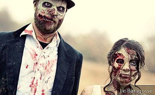 Zombie Marriage: Beyond? Till Death Tears Them together?