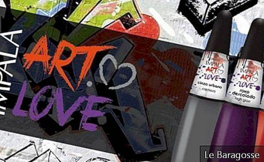 Check out Impala's new Art.Love collection