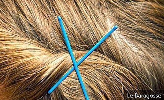 7 Amazing Hairstyles To Do Using Hairpins