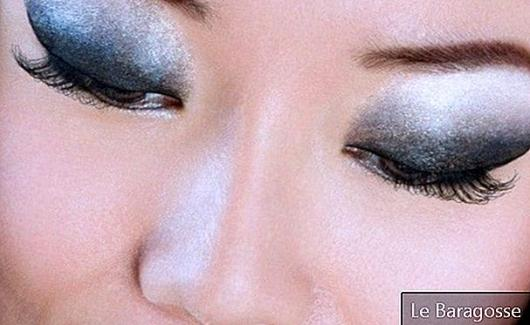 Smoky Eyes for Orientals