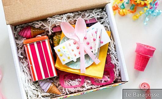 Box party: pelajari cara memberi hadiah atau menjual