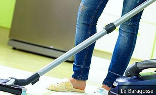 17 ways to avoid and clean up dust at home