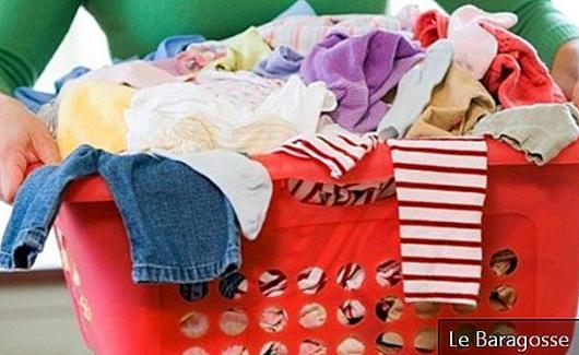 How to decrease the amount of laundry to wash