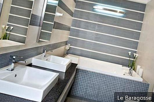 Know the different types of bathroom tiles