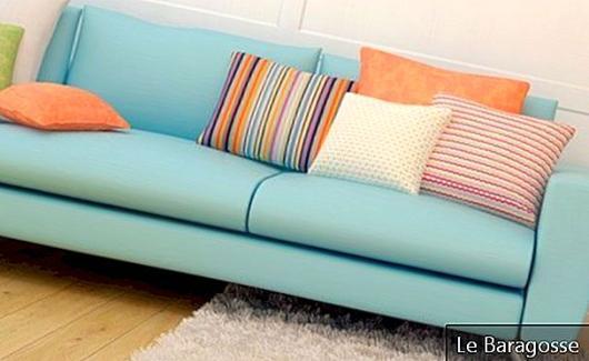 Kako očistiti kauč: praktični savjeti za cjelovito čišćenje