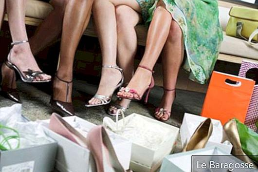Tips for choosing the ideal party shoes