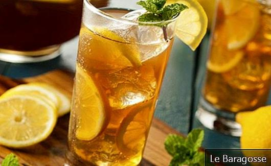20 Recipes for Energizing and Refreshing Iced Teas