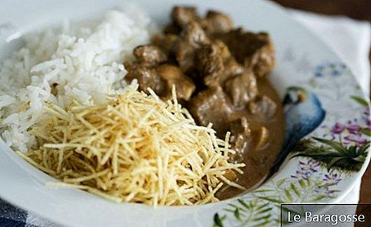 25 varied stroganoff recipes for a practical and tasty lunch