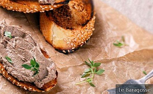 47 recettes de pâté délicieux pour les entrées et les collations