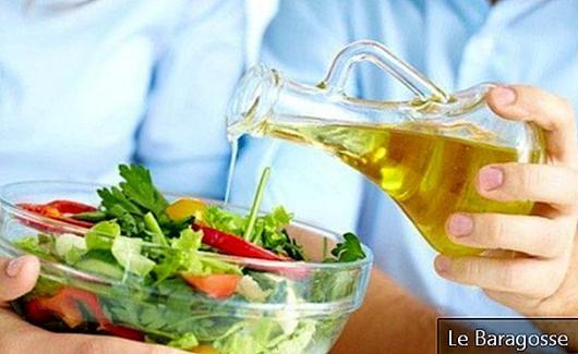 Den ideelle olie til enhver form for madlavning