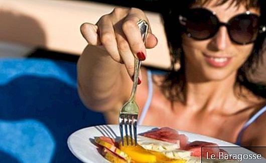 6 buah terbaik untuk kesehatan dan kecantikan di musim panas