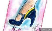 Karl Lagerfeld and Melissa launch shoes with Brazilian colors