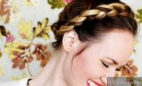 Braid crown: how to do?