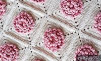 Crochet Rug with Flowers: Pictures, Charts, and Tutorials to Make Your Own