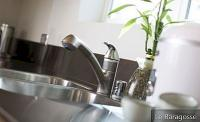 How to organize the kitchen sink