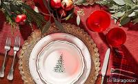 Christmas table: 96 charming ideas to rock the wall