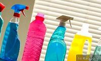 Learn how to use cleaning products