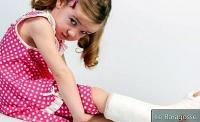 How to deal with childhood fractures