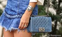 Jeans bag: 45 ideas and how to make this piece that never goes out of style