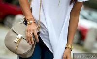 Elongated T-Shirt: Create cool looks with the bloggers' darling piece