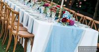 Blue Wedding: 60 ideeën om je te inspireren