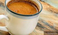 Bulletproof coffee contributes to physical and mental disposition.